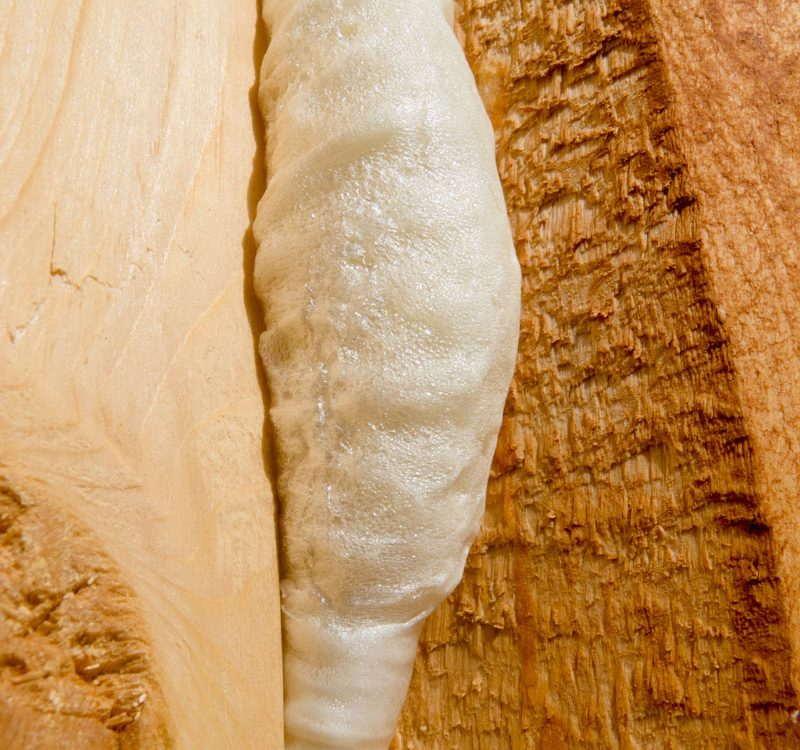 Ocieplanie pianką PUR - materiały drewniane